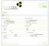 Beelogic software: É igualmente possível visualizar os detalhes de cada serviço, assim como um tratamento específico dos serviços com incidências e dos motivos das mesmas.