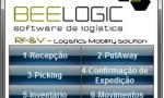 Beelogic RF&Voice : menu principal.